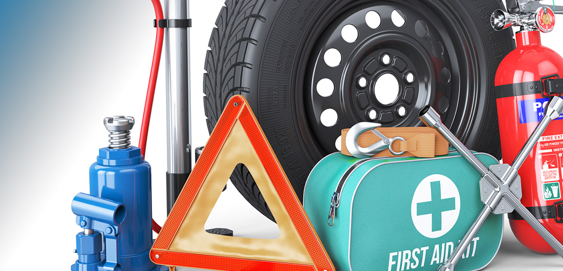 What to Include in a Car Emergency Kit