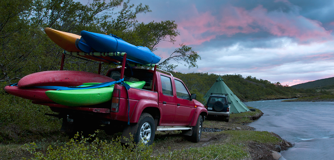 How to Store Your Outdoor Gear During the Offseason