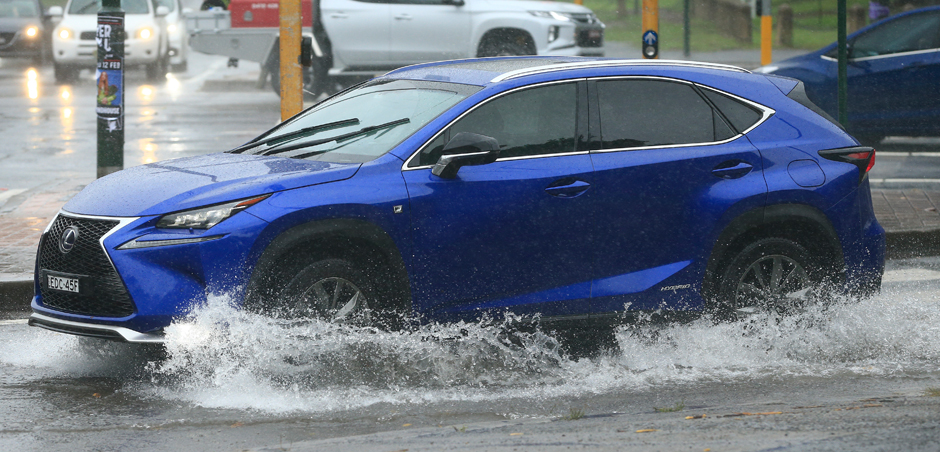 Here's Why You Should Never Drive Through a Flash Flood