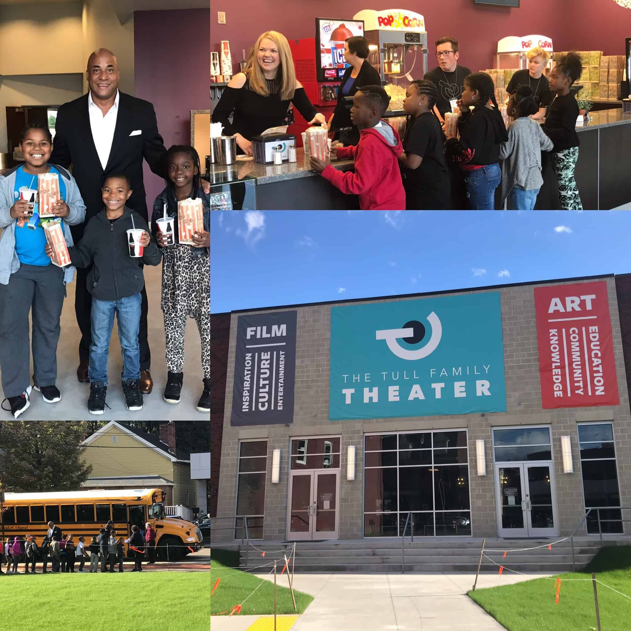 Assure America sponsors movie outing